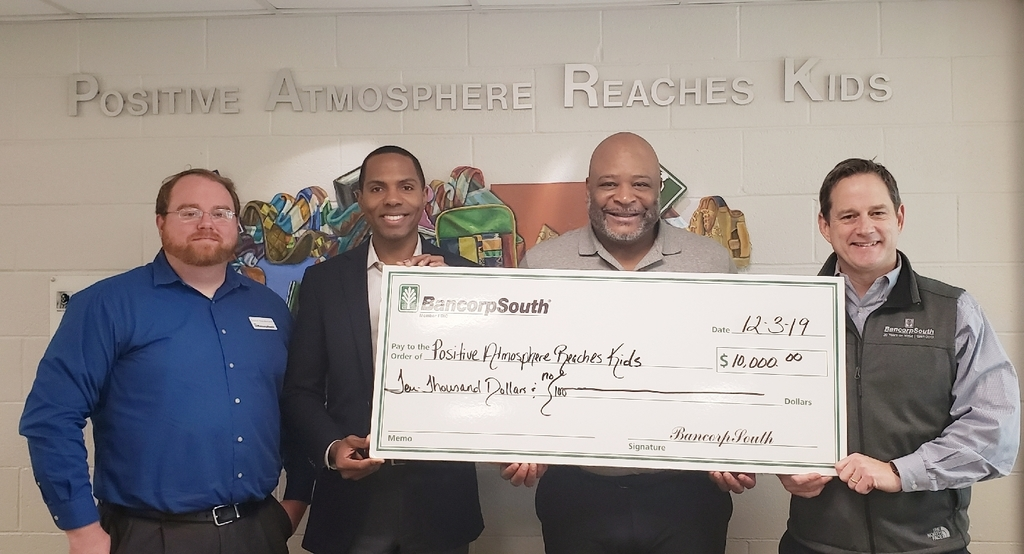 BancorpSouth donation